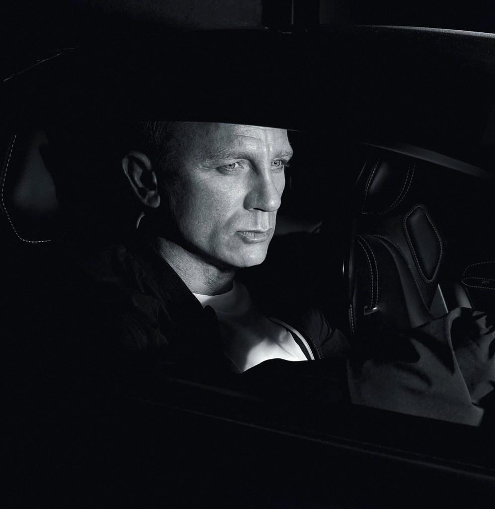 Дэниел Крэйг — Фотосессия для «GQ» AU 2015 – 1