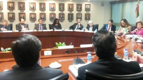Expone México a la CIDH medidas contra desaparición y tortura