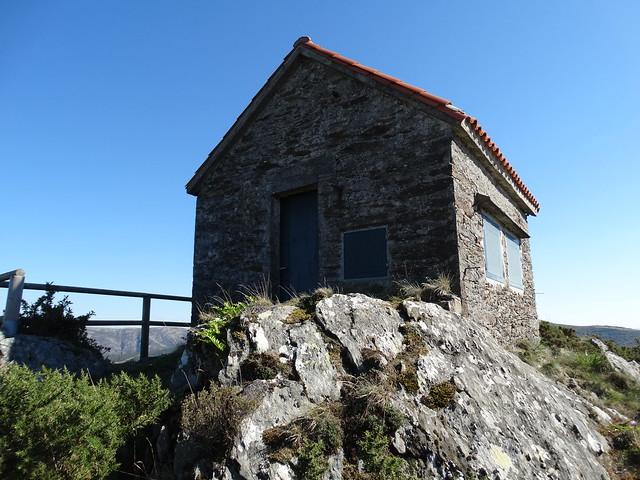 Mirador de la Caseta Forestal en Forcarei