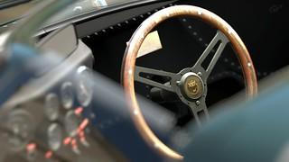 XJ13 cockpit
