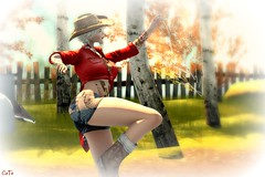 [Elysion] Fall Barn Dance - Grazia