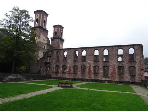 Frauenalb, monastery ruin