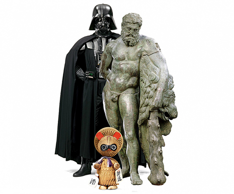 15j17 De los mitos griegos a Star Wars