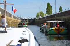River Saône - Photo of Pourlans