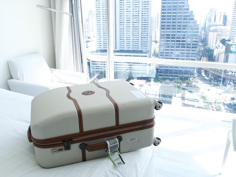 delsey matkalaukku