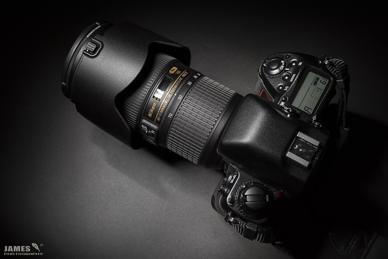 NIKKOR 24-70mm f2.8E ED VR