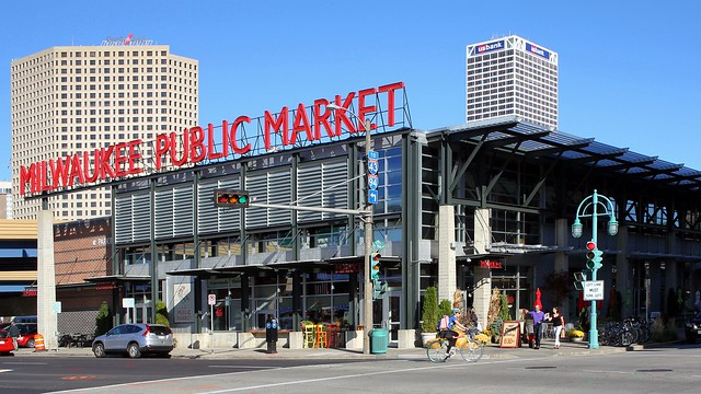The Milwaukee Public Market