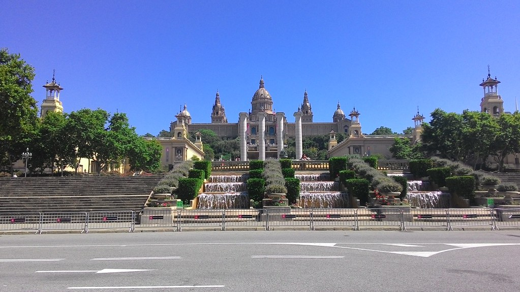 Palau-Museu nacional d'art de Catalunya