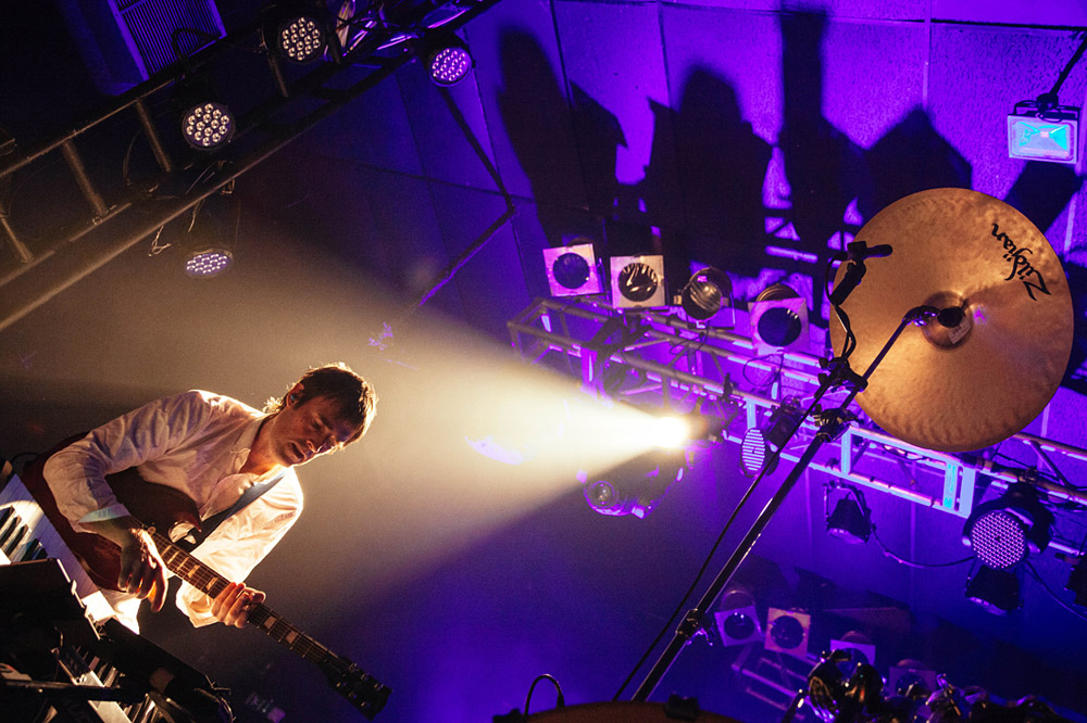 Battles @ Electric Ballroom, London 28/10/15