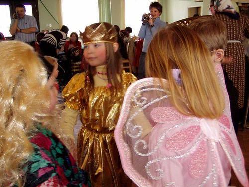 2007 - Dětský maškarní bál