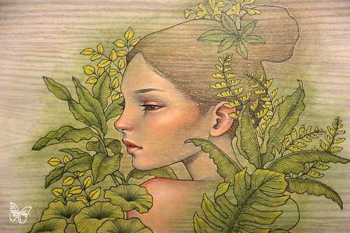 Paintguide - Audrey Kawasaki