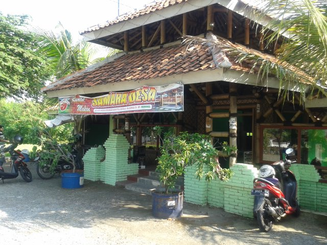 Tempat Makan Yang Enak Di Majalengka RM Samara desa