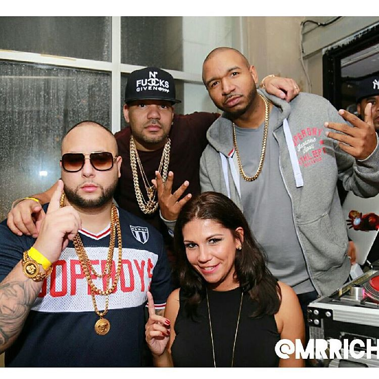Tonights listening session in NYC  @epidemic305 LITTT s/o @djenvy @djsussone :fire::fire::fire: