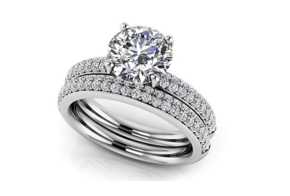 Anjolee diamond engegement ring review
