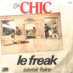 CHIC:LE FREAK(JACKET A)