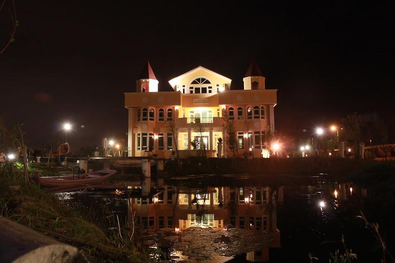 宜蘭民宿-心湖夢幻城堡-17度c隨拍 (25)
