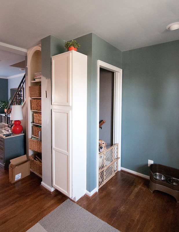 while this may seem like adequate storage space brandy and charles have a two year old son and anyone with toddlers understands that toddlers adequate storage space