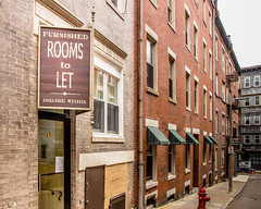 Margaret St Boston - Rooms to Let