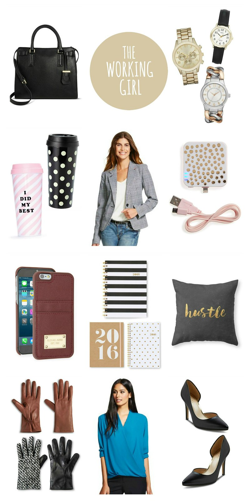 gift guide for the working girl