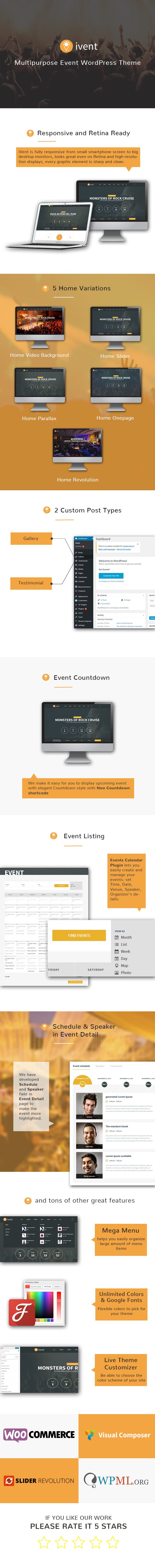 Chilli - Event, Coffee and Restaurant WordPress Theme