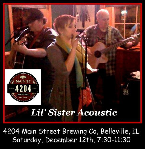 Lil' Sister Acoustic 12-12-15