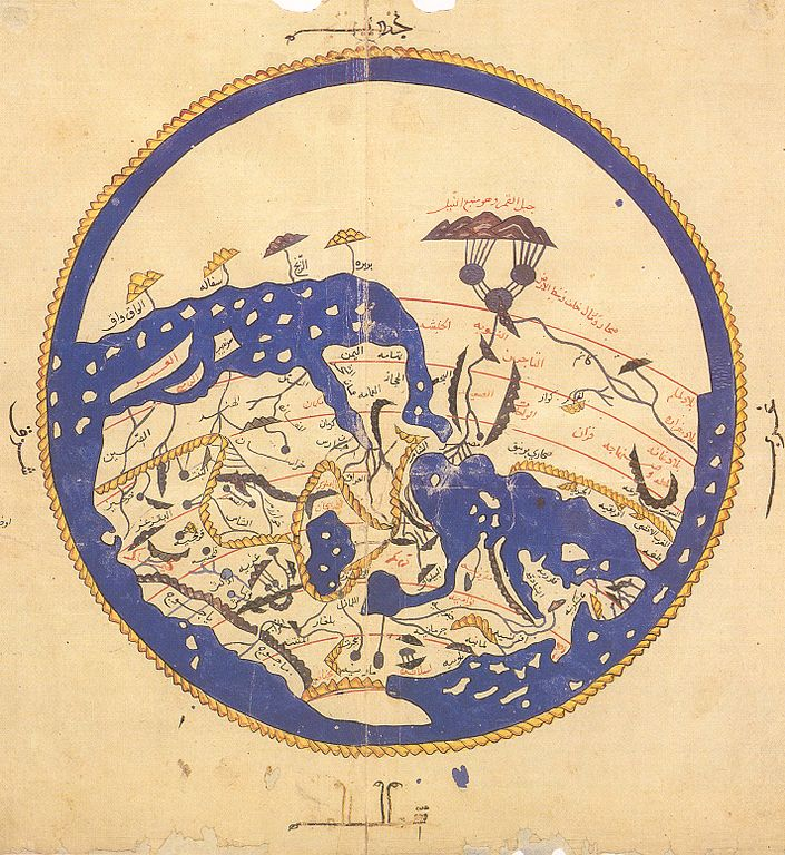 705px-Al-Idrisi's_world_map
