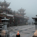 Temple in the fog by Howard Yang Photography