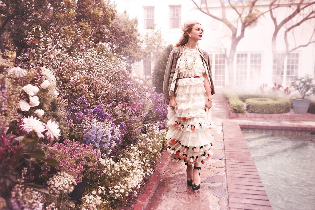 Тейлор Свифт — Фотосессия для «Teen Vogue» 2011 – 3
