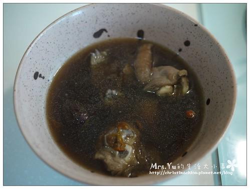 龍峒町藥膳雞湯