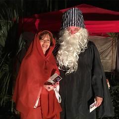 Closing day participating in Bethlehem Live Nativity at Holy Spirit Catholic Church. #merrychristmas