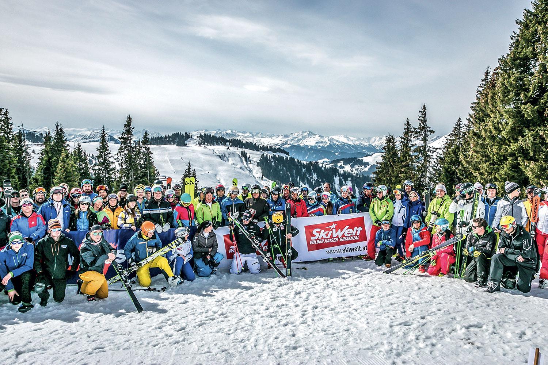 World Ski Test 2015/16 - největší světový tes