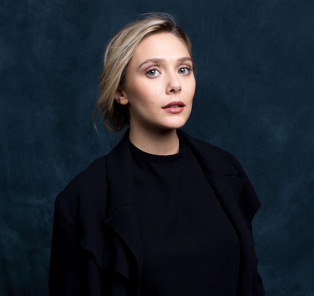 Элизабет Олсен — Фотосессия на «DFF» 2015 – 17