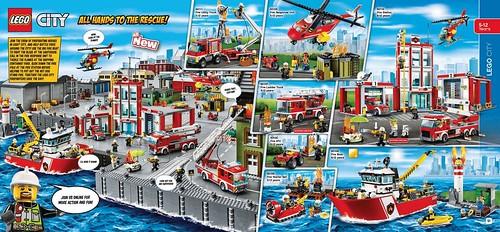 LEGO City Fire 2016