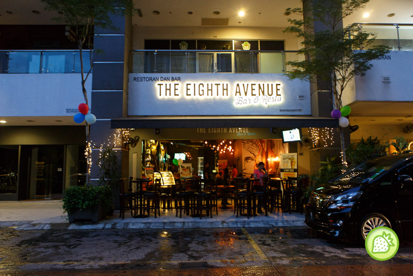 the eight avenue