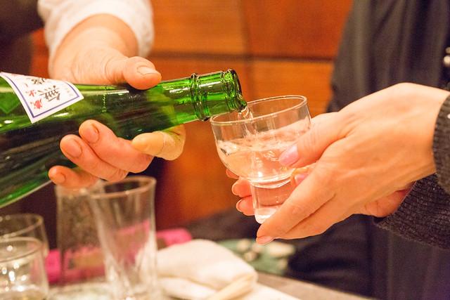 豊島屋酒造主催 第21回金婚会