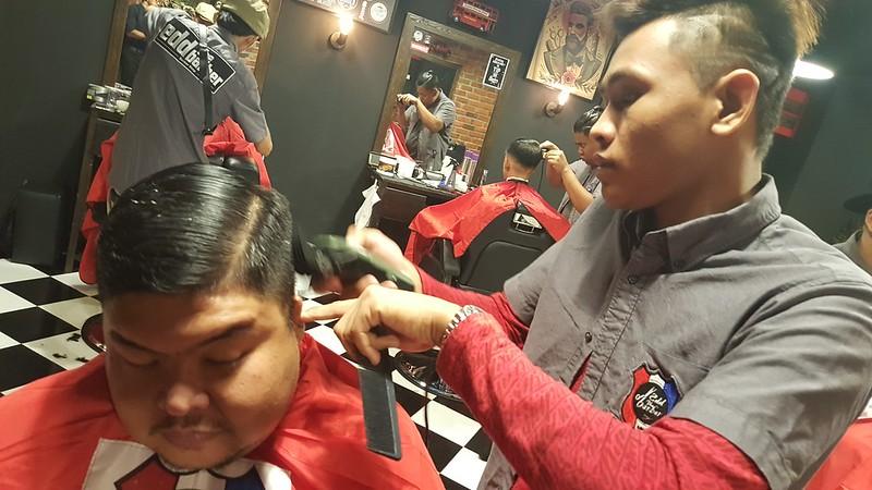 Gila Fesyen - Edd The Barber