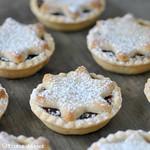 Gluten free mince pies recipe
