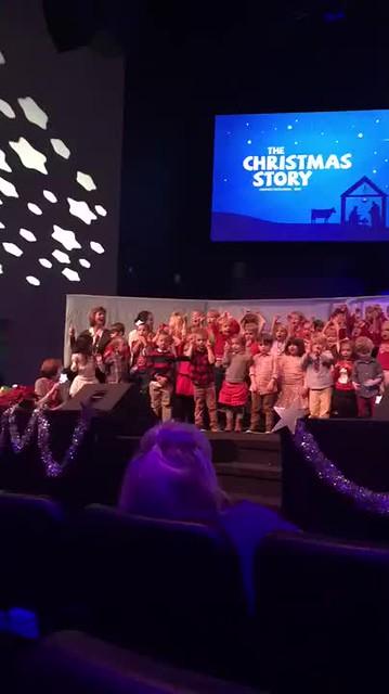 Ty's Christmas Program