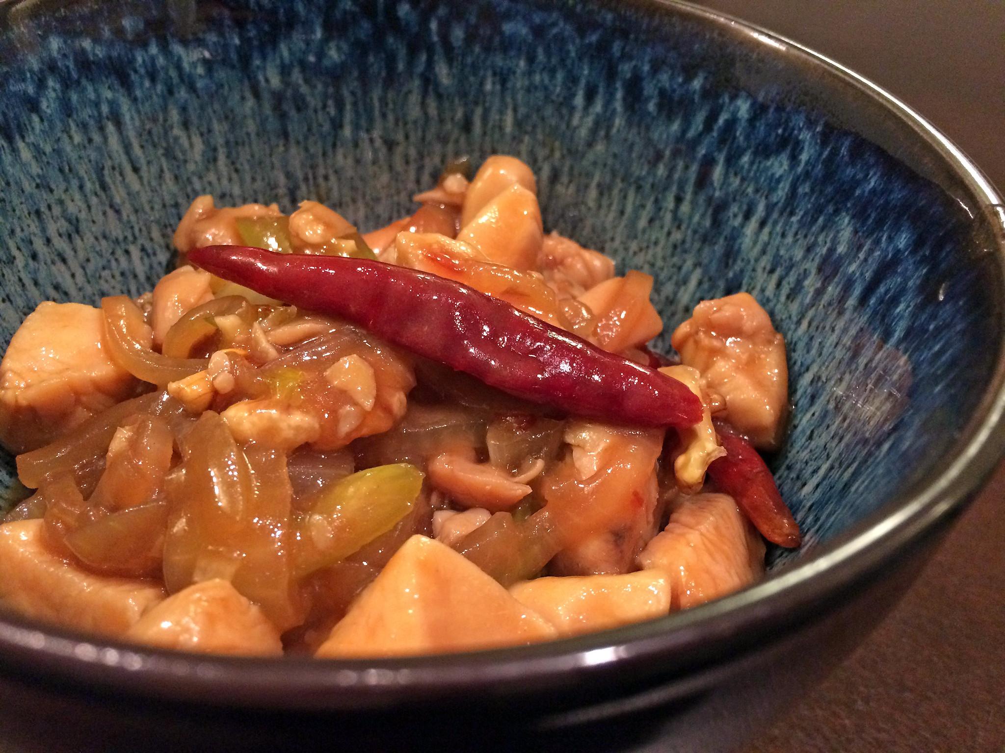 Xian-style chicken