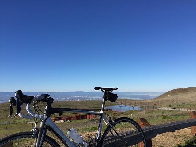 Top of Sierra Rd.