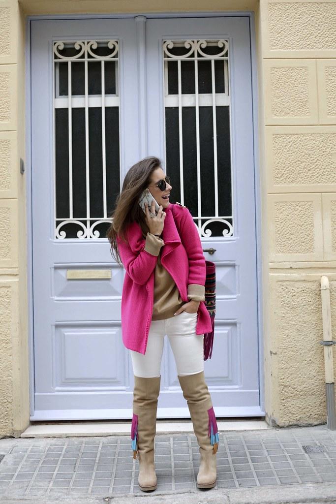 014_pink_casual_outfit_RÜGA_theguestgirl_fashion_blogger_barcelona