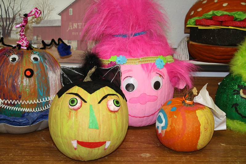 Moriches Great Pumpkin Contest