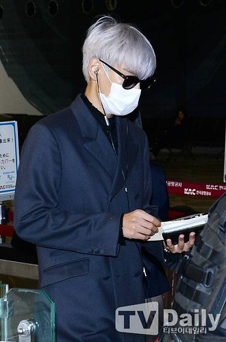 TOP Departure Seoul to Tokyo 2016-11-03 (16)