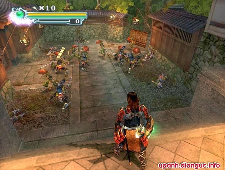 Onimusha 3: Demon Siege Full crack
