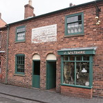 Black Country Living Museum, Fried Fish Shop & Wiltshire`s Pawnbroker`s Shop