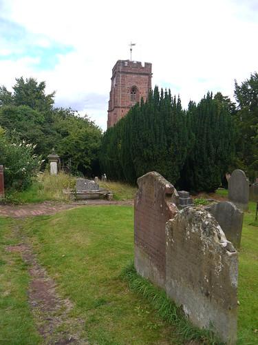 Oldswinford Church