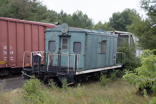 TR caboose