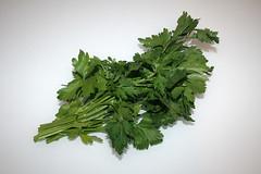 12 - Zutat Petersilie / Ingredient parsley