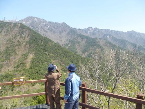 Co-Daegu-Parc Palgongsan-Montagne (6)