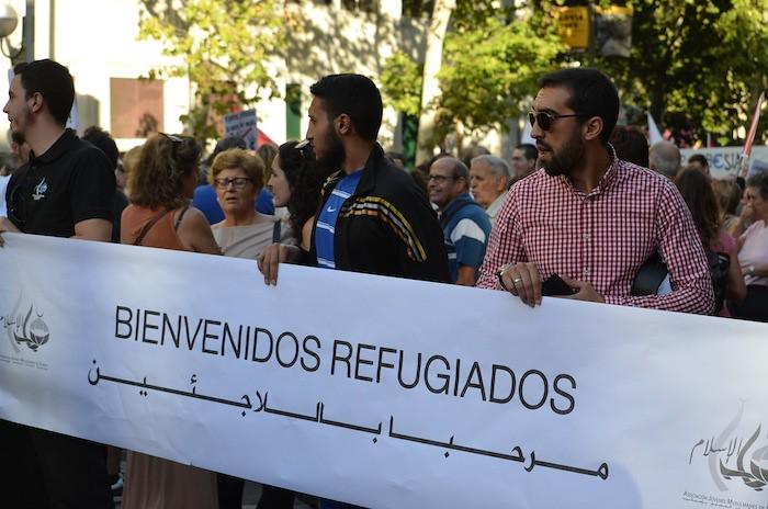Mani REFUGIADOS SIRIOS E INMIGRANTES_20150912_0004
